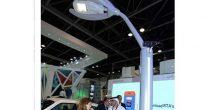 طرق دبي تستعرض نظاماً للتحكم لاسلكياً بإنارة الطرق عن بعد