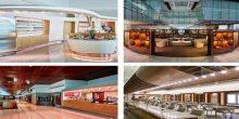 تجديد صالة طيران الإمارات المخصصة لرجال الأعمال في مطار دبي الدولي