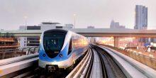 هيئة الطرق والمواصلات في دبي تزيد من عدد رحلات المترو على الخطين الأحمر والأخضر