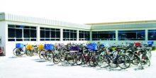 حجز 222 دراجة هوائية مخالفة لقوانين السير والسلامة في عجمان
