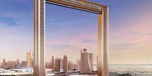 """الإنتهاء من إنجاز 80 بالمائة من مشروع """"برواز دبي"""""""