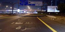 طرق دبي | تحديد مخالفة لمستخدمي مسار الحافلات بالممزر والغبيبة