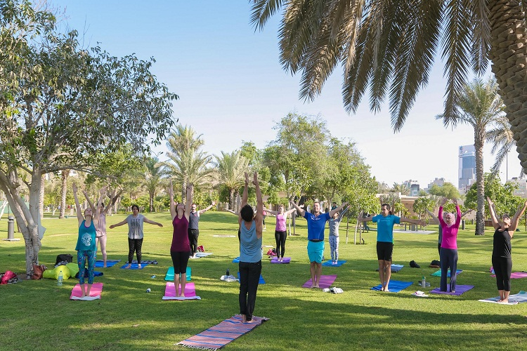Free fitness classes across the Capital (2) (2)