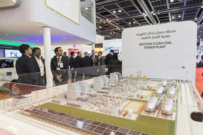 معرض دبي للطاقة الشمسية