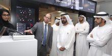 """الشيخ محمد بن راشد آل مكتوم يفتتح المقر الرئيسي لـ""""مسرعات دبي"""""""