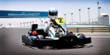 جولة في وجهات رياضة السيارات والكارتينج بمدينة أبوظبي (2): كارت زون ياس