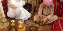 ما مدى تأثير انتشار المقاهي الحديثة على استمرارية القهوة العربية التقليدية في الإمارات؟