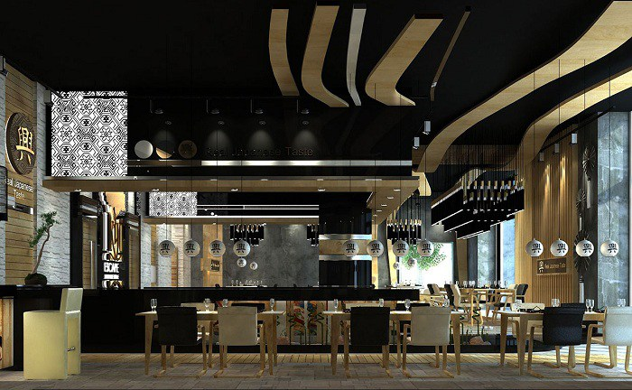 مطعم كيو في نخلة جميرا