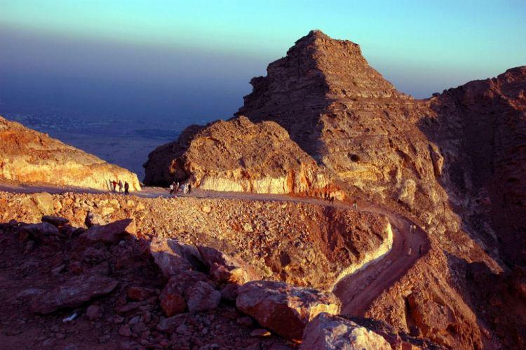 جبل حفيت