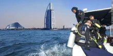 أين يمكنك تعلم و ممارسة الغوص في دبي؟
