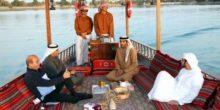 جولة سياحية في أبوظبي (2): رحلات القوارب
