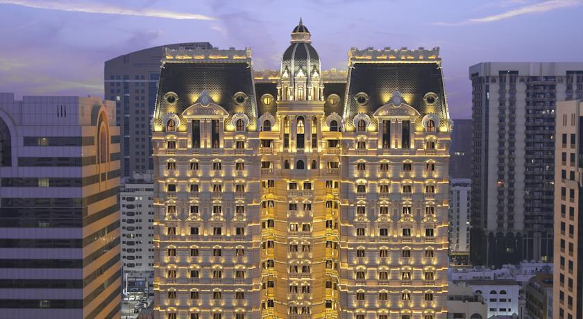 فندق رويال روز أبوظبي