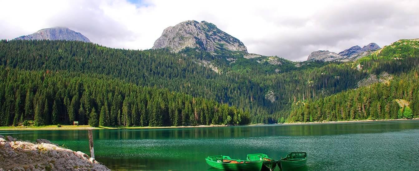 معالم الجبل الأسود السياحية