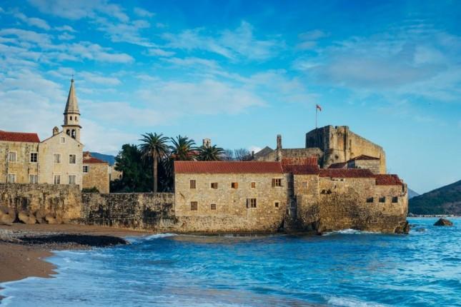 السياحة في الجبل الأسود