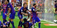 برشلونة والريال يستأنفان سباق الليجا بمواجهة غرناطة وألافيس