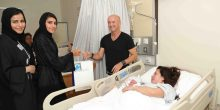 مستشفى الجامعة بالشارقة يقدم باقتين لتوفير النفقات عند استقبال المولود الجديد