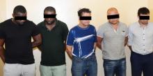 شرطة الشارقة تلقي القبض على عصابة خطيرة متخصصة في سرقة أموال العملاء من البنوك