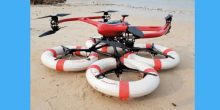 عجمان | طائرة بدون طيار لإنقاذ الغرقى