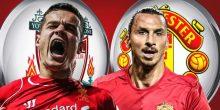 اليوم .. مواجهة نارية بين ليفربول ومانشستر يونايتد في الدوري الإنجليزي