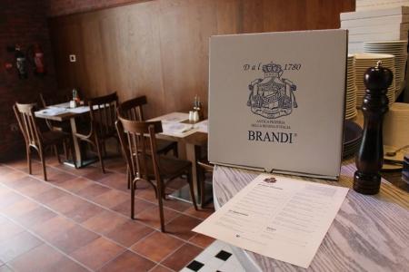 مطعم براندي بيتزييرا – سيتي واك
