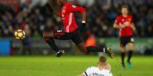 بالفيديو: مانشستر يونايتد يعاقب سوانزي سيتي بثلاثية
