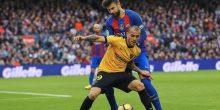 برشلونة يفشل في فك شفرة مالاجا المنقوص ويخرج بتعادل سلبي