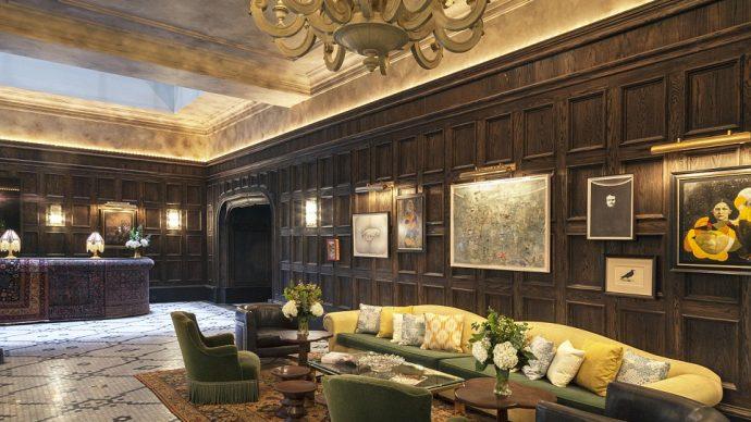 فندق إن بيكمان نيويورك