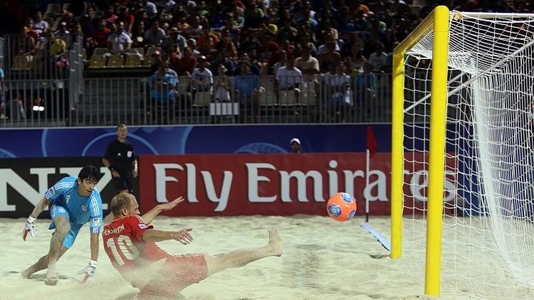 كأس القارات لكرة القدم الشاطئية