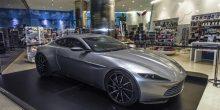 سيارة جيمس بوند وأدواته في ضيافة دبي غدًا