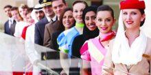 النساء يستحوذن على 51% من وظائف طيران الإمارات