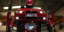 بالفيديو | سيارة ليترونز المتحولة للبيع في الإمارات
