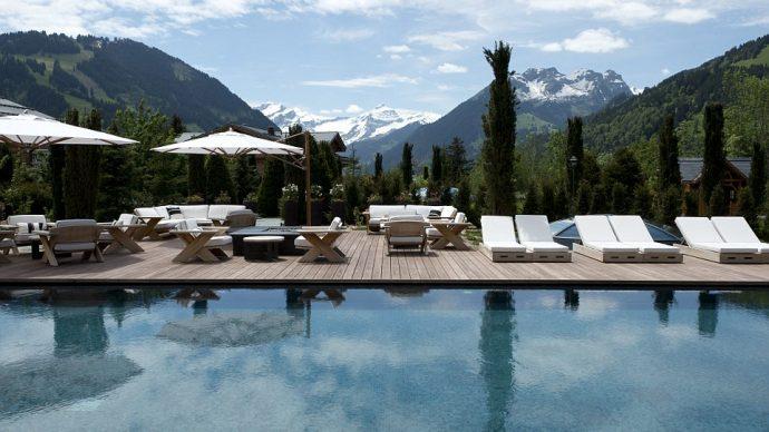 فندق إن ألبينا غشتاد سويسرا