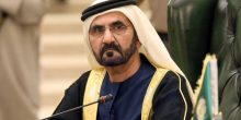 محمد بن راشد ينعى شهداء الوطن