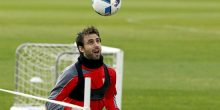 نيكولاس باريخا يعود للمشاركة في التدريبات