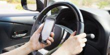 أول دراسة حول خطورة استخدام الهواتف خلف المقود في الإمارات