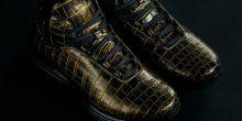 بالفيديو | طرح أغلى حذاء رياضي في العالم بدبي