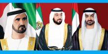 رئيس الدولة ومحمد بن راشد ومحمد بن زايد يعزون سلمان بن عبد العزيز في وفاة الأمير تركي