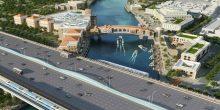 ارتفاع أسعار أراضي قناة دبي المائية بنسبة 50%
