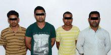 القبض على 4 آسيويين متهمين بسرقة الخزائن الحديدية من المحلات والشركات