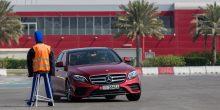 """شاهد بالصور سيارة مرسيدس بنز """"أي كلاس"""" الذكية في الإمارات"""
