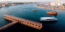 إطلاق خدمة النقل البحري في 9 محطات على قناة دبي المائية