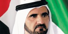 دبي   محمد بن راشد يصدر قانون السلطة القضائية