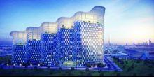 بالفيديو | تعرف على المبنى الرئيسي الجديد لهيئة مياه وكهرباء دبي