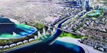 بالفيديو | محمد بن راشد يفتح قناة دبي المائية