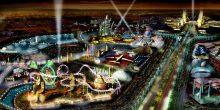 تخفيض في أسعار تذاكر منتزهات دبي باركس آند ريزورتس بمناسبة العيد الوطني