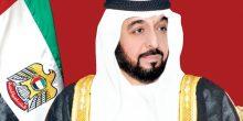 خليفة بن زايد يصدر قانونا لتنظيم مركز النقل المتكامل