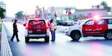 ضبط 4376 مخالفة تجاوز الإشارة الحمراء في رأس الخيمة