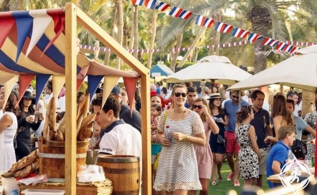 مهرجان الأكلات الفرنسية في دبي