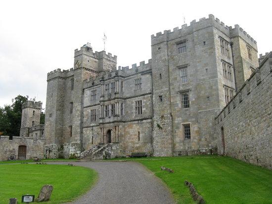 Chillingham Castle، نورثمبرلاند، إنجلترا