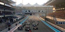 استمتع قريبا بمنافسات جائزة أبوظبي الكبرى لسباق سيارات فورمولا وان